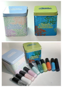 Square Gift Tin Box for Nail Polish pictures & photos