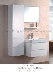 Sanitary Ware Modern Bathroom Furniture with Mirror pictures & photos