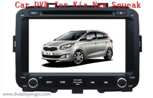 Special Car DVD Player for KIA New Squeak pictures & photos