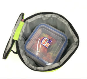 Custom Picnic Ice Polyester Cooler Bag for Promotion pictures & photos