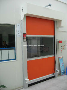 Rapid Rolling Door-7/ CE Certified pictures & photos