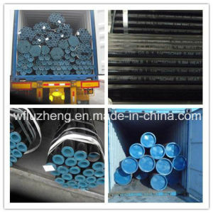 API 5L Seamless Steel Tube, API 5L Line Pipe, ASTM Line Pipe B X42 X52 X60 pictures & photos