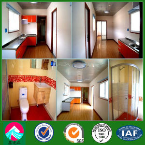 Prefab 40ft Container House for Kitchen and Living Room (XGZ-CH009) pictures & photos