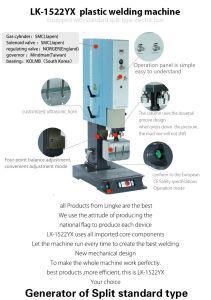 Ultrasonic Plastic Welding Machine pictures & photos