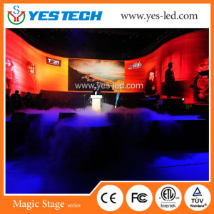 Unique Curved/Circle Stage Flexible LED Display pictures & photos