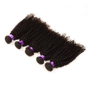 Unprocessed Natural Original Most Popular Brazilian Virgin Hair Kinky Curly pictures & photos
