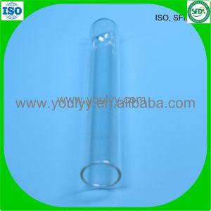 Clear Crystal Transparent Glass Test Tube pictures & photos