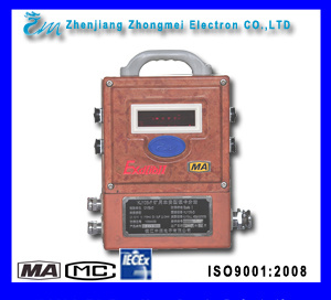Location Monitoring Substation for Personnel Management