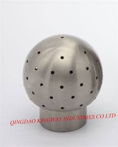 Stainless Steel Sanitary Fixed Cleaning Ball.