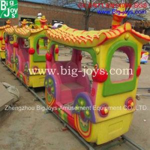 Electric Track Train, Amusement Park Train for Kids (DJrdtr6) pictures & photos