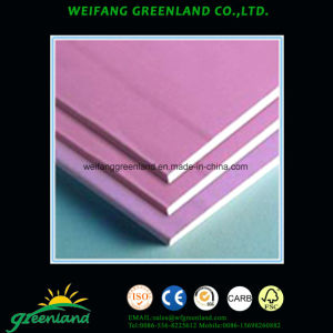 Fireproof Gypsum Board, /Plasterboard, /Gypsum Board pictures & photos