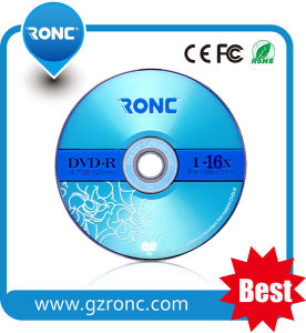 Factory Hot Sale Ronc Brand Blank DVD-R 16X pictures & photos