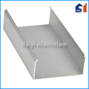 Silver Anodizing Tent Extruded Aluminum Sill for Terrace