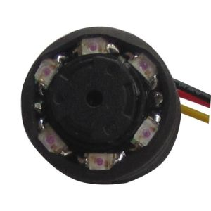 Night Version Mini IR Camera with Infrared Lights (small size: 14.5X14.5X15.5mm; 6 IR850 Lights) pictures & photos
