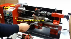 Variable Speed Mini Lathe with CE Approved pictures & photos