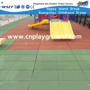 Playground Flooring Rubber Mat on Stock (HD-21202) pictures & photos