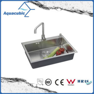 Man-Made Standard Size Kitchen Sink (ACS7848A1) pictures & photos