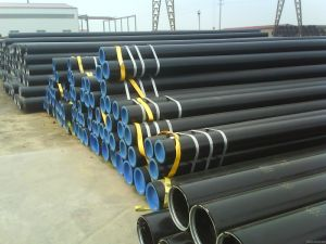 Seamless Steel Pipe DIN 2391/2448/1629, St37/St52 pictures & photos