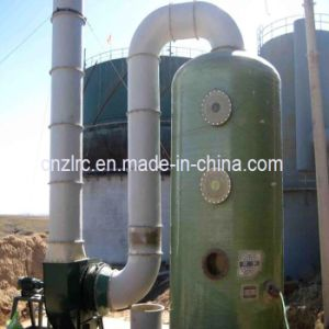FRP Air Purification Tower Air Purification Device So2 Purification Tower pictures & photos
