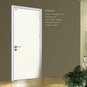 White Interior Door, Single Door Design, Wooden Main Door Design pictures & photos