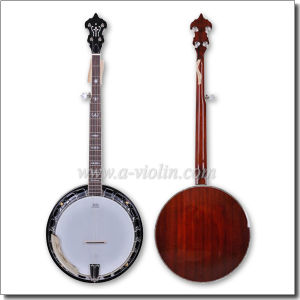 Remo Head Dual Coordinator Rods 5 String Banjo (ABO245HH) pictures & photos