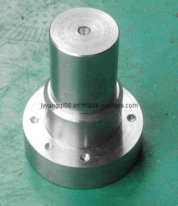 Steel Knurled Stepped Trunnion Axis