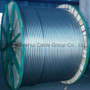 High Voltage Steel Wire Core ACSR Conductor Hawk pictures & photos