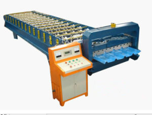 Trapezoidal Roof Sheet Metal Roll Forming Machine Type (35-240-960)