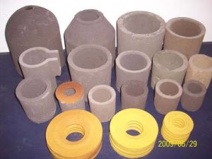 Exothermic-Insulating Riser Sleeves pictures & photos