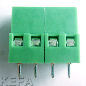 VDE Approved PCB Terminal Block pictures & photos