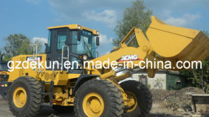 Top Brand New XCMG 5ton Zl50gn Wheeled Loader