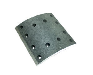 Heavy Duty Brake Lining, Liner, Brake Pad for Iveco 8 pictures & photos