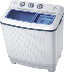 Twin Tub Washing Machine with New Design