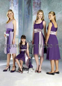 2011 Bridesmaid Dress (PDG014)