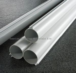 Aluminum Curtain Rod Profile pictures & photos