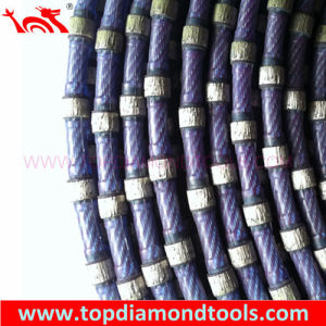 Diamond Saw Wire for Multi Wire Granite Cutting pictures & photos
