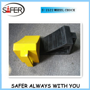 Rubber Wheel Chock (S-1522) pictures & photos
