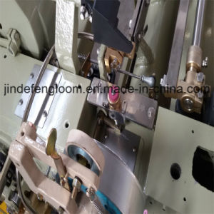 2016 High Speed Cam Shedding Water Jet Loom in Surat pictures & photos