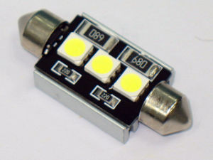 Car Light (Canbus Light -T10*36-3SMD-5050)