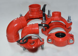 Sprinkler System Fitting and Couplings with UL and FM Certificate pictures & photos