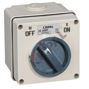 Weatherproof Isolator Switch (56SW332)