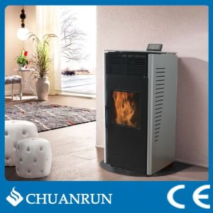 Steel Wood Pellet Stove Cr-07) pictures & photos