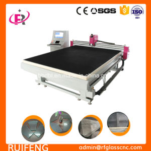 Full Automatic CNC Glass Cutting Machine with Transition Belt (RF4028C) pictures & photos
