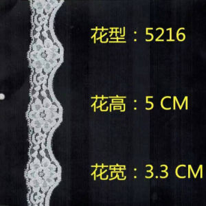Factory Wholesale Super Stretch Lace (carry OEKO-TEX certification 5216) pictures & photos