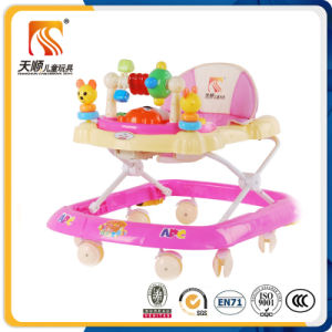 Good Baby Walkers with Toys and Music Ce Approved pictures & photos