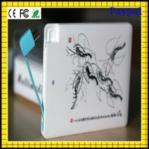 Colorful Custom Logo Portable Mobile Power Supplier (GC-PB278) pictures & photos