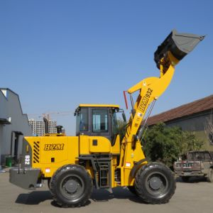 Zl932 3000kg Loader with Snow Board Wheel Loader for Sale pictures & photos