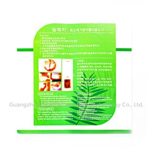 Natural Plant Quintessence Detox Foot Patch pictures & photos