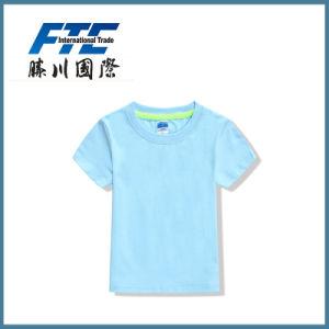 Pure 100% Cotton T-Shirt for Promotion pictures & photos
