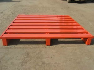 High Quality Warehouse Steel Pallet pictures & photos